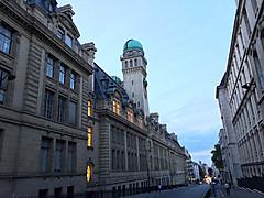 パリ・フランス観光ブログ : ソルボンヌ大学(パリ大学)