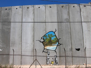 Banksy_separation_wall