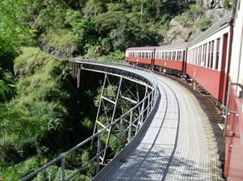 Kurandascenicrailway