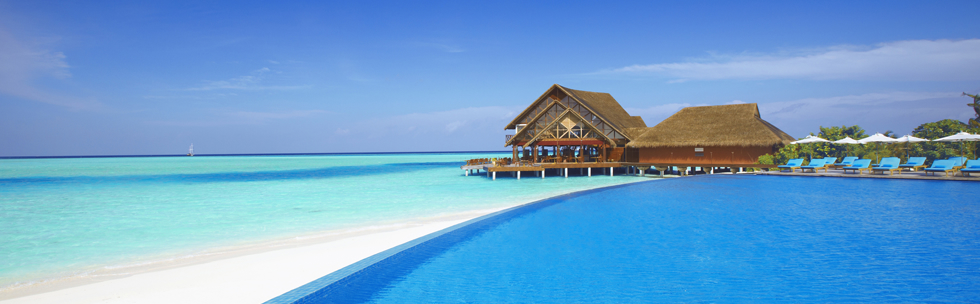 2 Bedroom Beach Villa Maldives