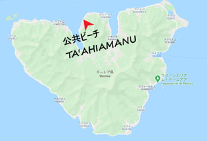 Taahiamanu_map