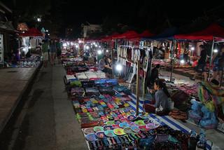 Luangprabangnightmarket